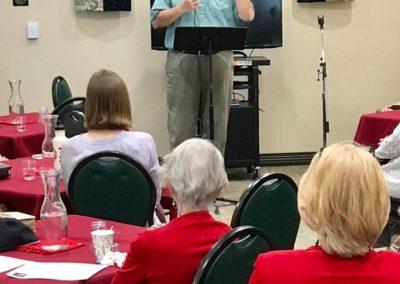 Pastor Mike Bayer1
